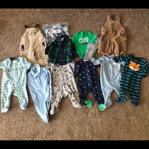 Infant boys Fall/Winter bundle!!